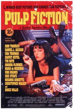 Película: Pulp Fiction