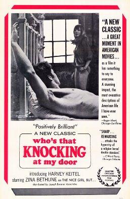 Película: ¿Quién llama a mi puerta ?