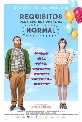 Película: Requisitos para ser una persona normal