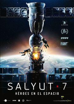 Película: Salyut-7: Héroes en el espacio