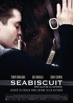 Película: Seabiscuit. Más allá de la leyenda