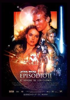Película: Star Wars. Episodio II: El ataque de los clones