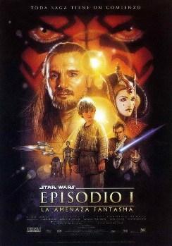 Película: Star Wars. Episodio I: La amenaza fantasma