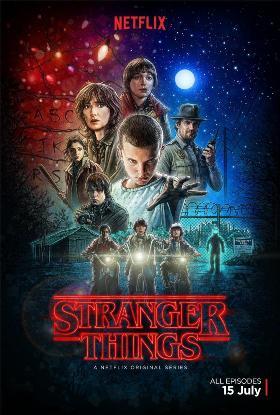Serie: Stranger things