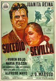 Película: Sucedió en Sevilla