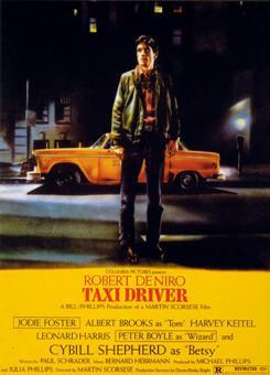 Película: Taxi driver