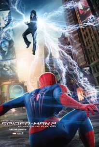 Película: The amazing Spider-Man 2. El poder de Electro