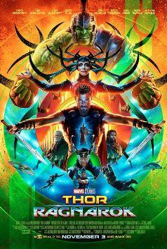 Película: Thor: Ragnarok