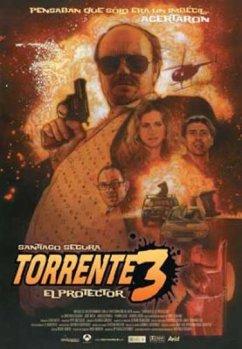 Película: Torrente 3. El protector