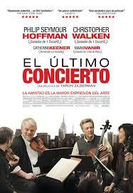 Película: El último concierto