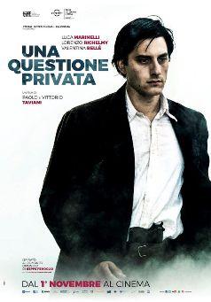 Película: Una questione privata