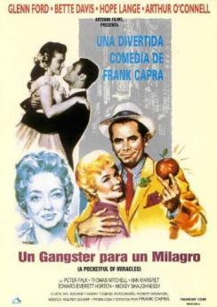 Película: Un gangster para un milagro