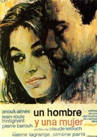 Película: Un hombre y una mujer