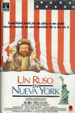 Película: Un ruso en Nueva York