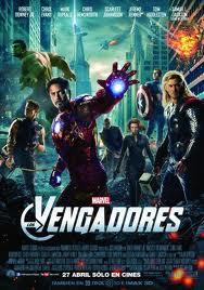 Película: Los Vengadores