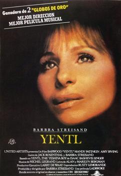 Película: Yentl