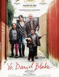Película: Yo, Daniel Blake